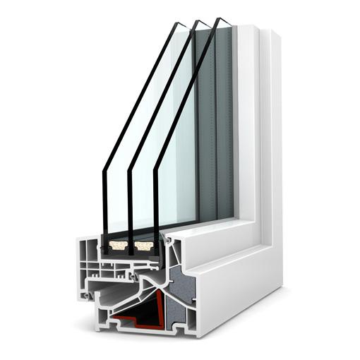 Internorm Home Pure - Finestre pvc