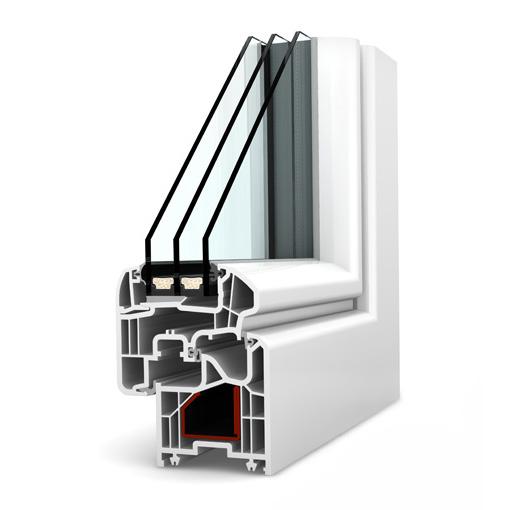 Internorm Home Pure - Finestre pvc/alluminio