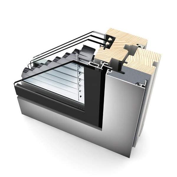 Finestre Legno - Alluminio