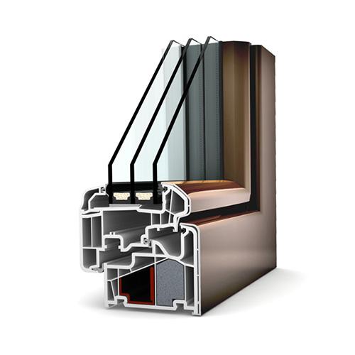 Internorm Ambiente - Finestre pvc/alluminio