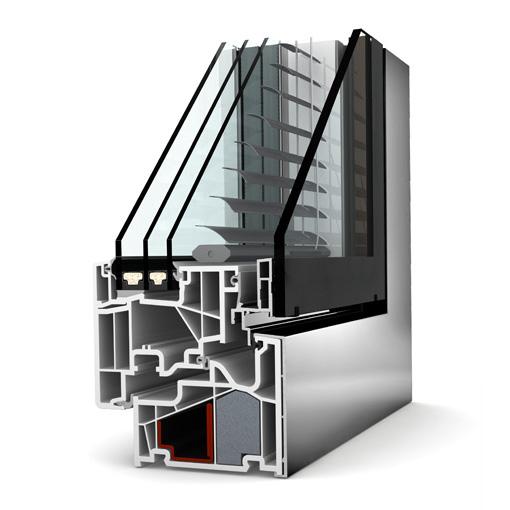 Internorm Home Soft - Finestre pvc/alluminio