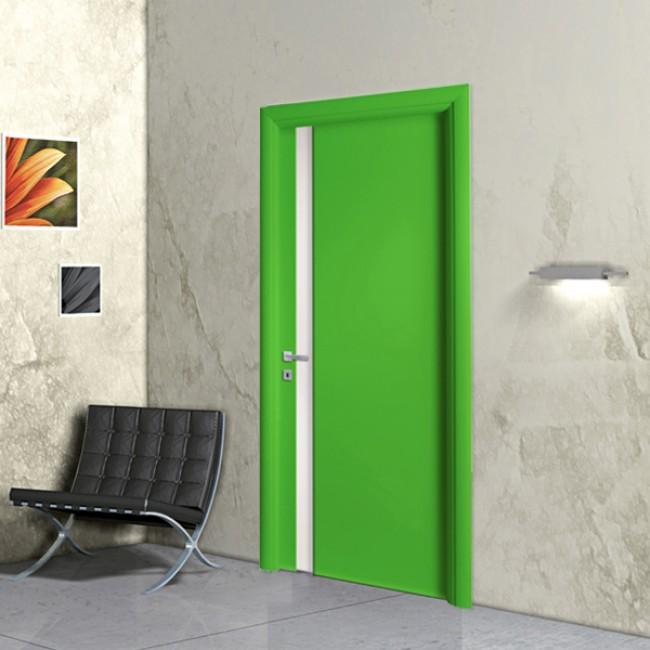 Porte interne alaska valser serramenti - Come verniciare porte interne ...