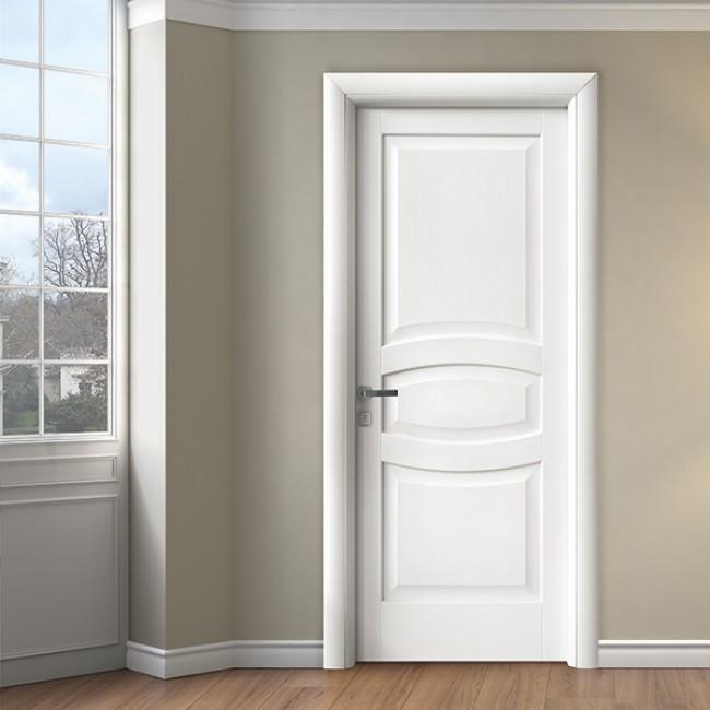 Porte interne baltimora valser serramenti - Porte decorate per interni ...