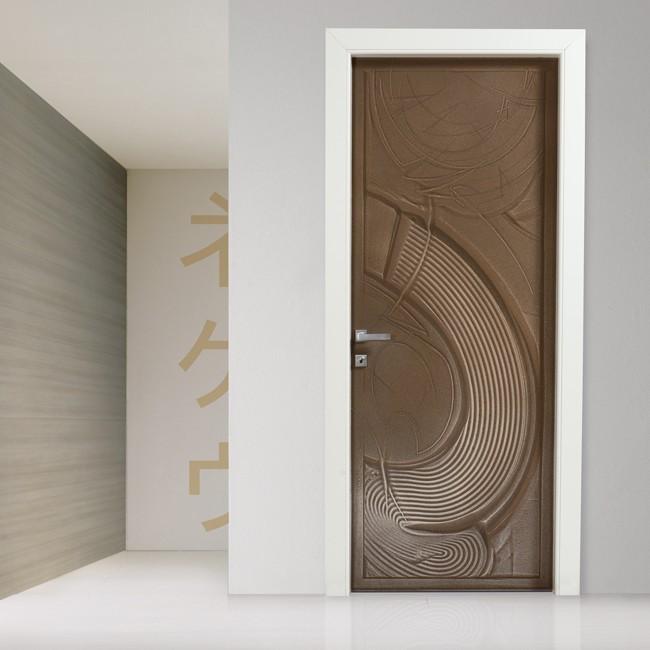 Porte design Casa Zen - Valser Serramenti