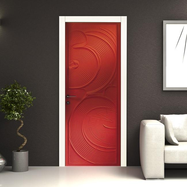 porte design casa zen valser serramenti. Black Bedroom Furniture Sets. Home Design Ideas