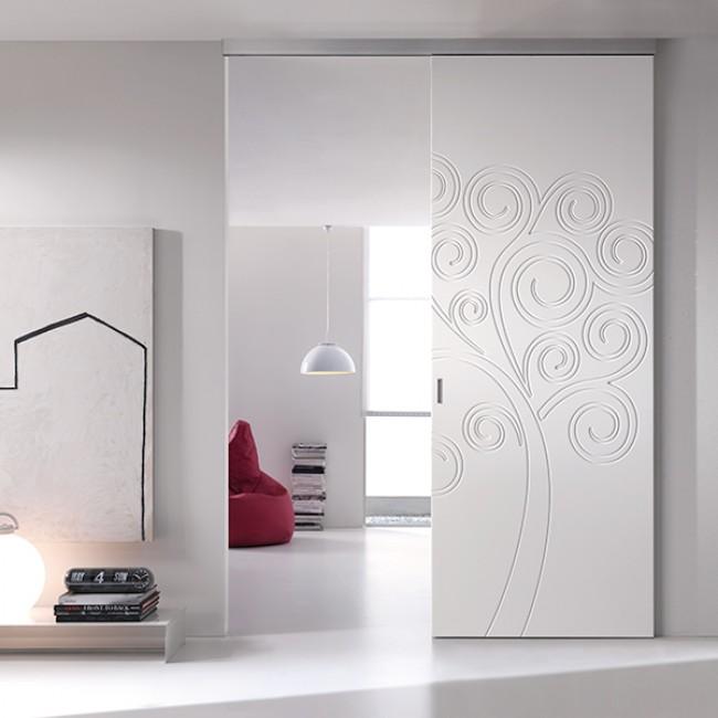Porte Interne Scorrevoli Moderne.Porte Interne Scorrevoli Moderne Affordable Palissandro With Porte